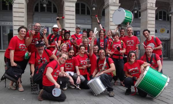 Fête de la musique à Rennes 21 juin 2014